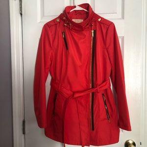 NWOT Authentic Michael Kors Trench Raincoat medium